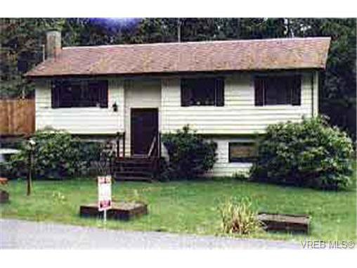 Main Photo: 940 Woodhaven Rd in SOOKE: Sk French Beach Single Family Detached for sale (Sooke)  : MLS®# 156402