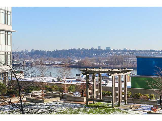 Main Photo: # 1006 892 CARNARVON ST in New Westminster: Downtown NW Condo for sale : MLS®# V1095803