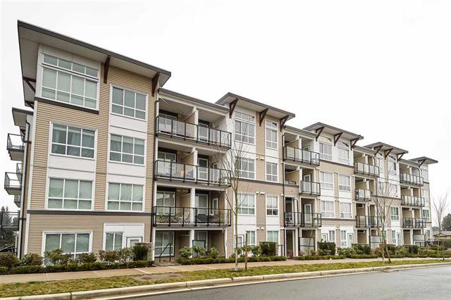 Main Photo: 412 6468 195A STREET in Surrey: Clayton Condo for sale (Cloverdale)  : MLS®# R2348918