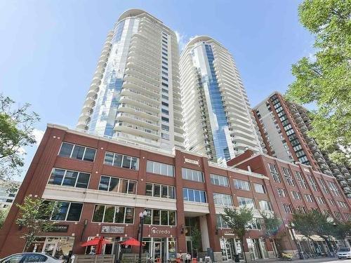 Main Photo: 2001 10136 104 Street in Edmonton: Zone 12 Condo for sale : MLS®# E4194121