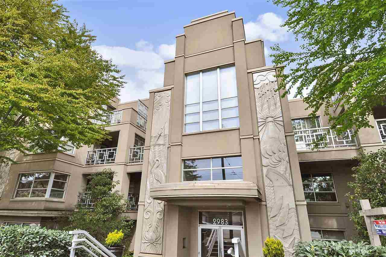 "Main Photo: 104 2983 W 4TH Avenue in Vancouver: Kitsilano Condo for sale in ""THE DELANO"" (Vancouver West)  : MLS®# R2450840"