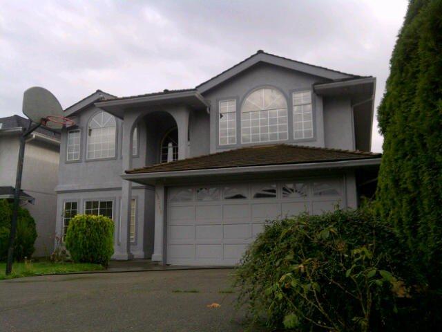 Main Photo: 22640 MCLEAN Avenue in Richmond: Hamilton RI House for sale : MLS®# V1000536