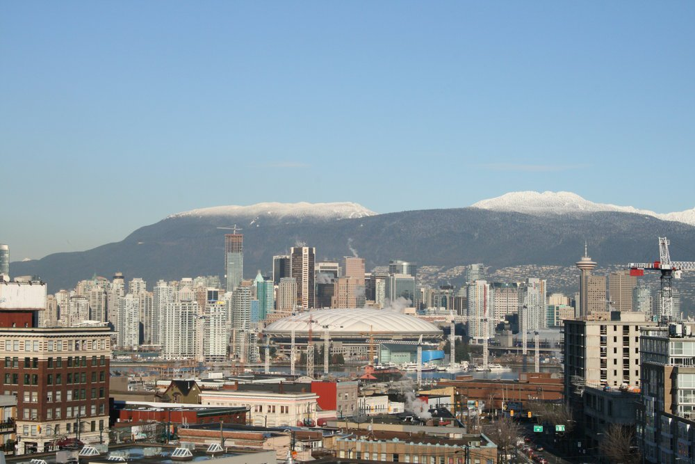 View of Mtns, City & Water