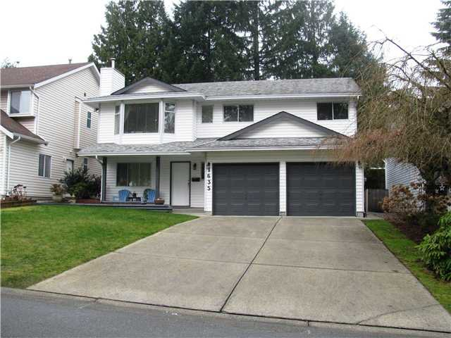 Main Photo: 1635 RENTON Avenue in Port Coquitlam: Oxford Heights House  : MLS®# V987191