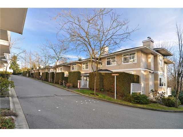 Main Photo: # 5 3586 RAINIER PL in Vancouver: Champlain Heights Condo for sale (Vancouver East)  : MLS®# V1043272