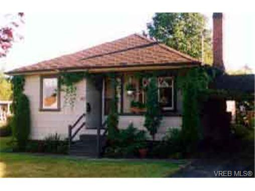 Main Photo: 871 Jasmine Ave in VICTORIA: SW Marigold House for sale (Saanich West)  : MLS®# 191465
