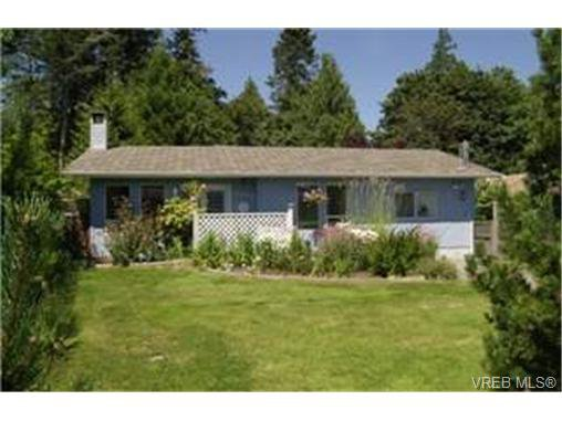 Main Photo: 6554 E Grant Road in SOOKE: Sk Sooke Vill Core Single Family Detached for sale (Sooke)  : MLS®# 233242