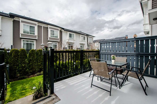 Main Photo: 13 2423 AVON PLACE in Port Coquitlam: Riverwood Townhouse for sale : MLS®# R2041962