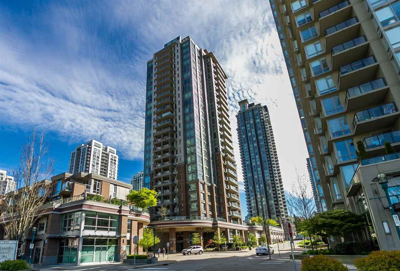 Main Photo: 2203 1155 THE HIGH STREET in Coquitlam: North Coquitlam Condo for sale : MLS®# R2052696