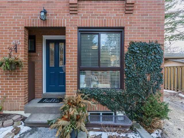 Main Photo: 28 Livingston Rd Unit #83 in Toronto: Guildwood Condo for sale (Toronto E08)  : MLS®# E3736229