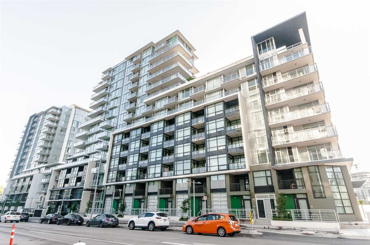 "Main Photo: 303 3333 SEXSMITH Road in Richmond: West Cambie Condo for sale in ""SORRENTO EAST"" : MLS®# R2394697"