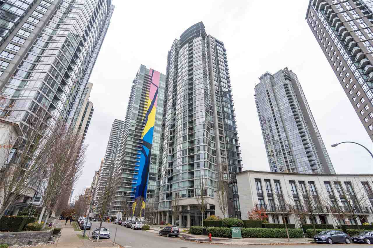 Main Photo: 1105 1438 RICHARDS Street in Vancouver: Yaletown Condo for sale (Vancouver West)  : MLS®# R2419438