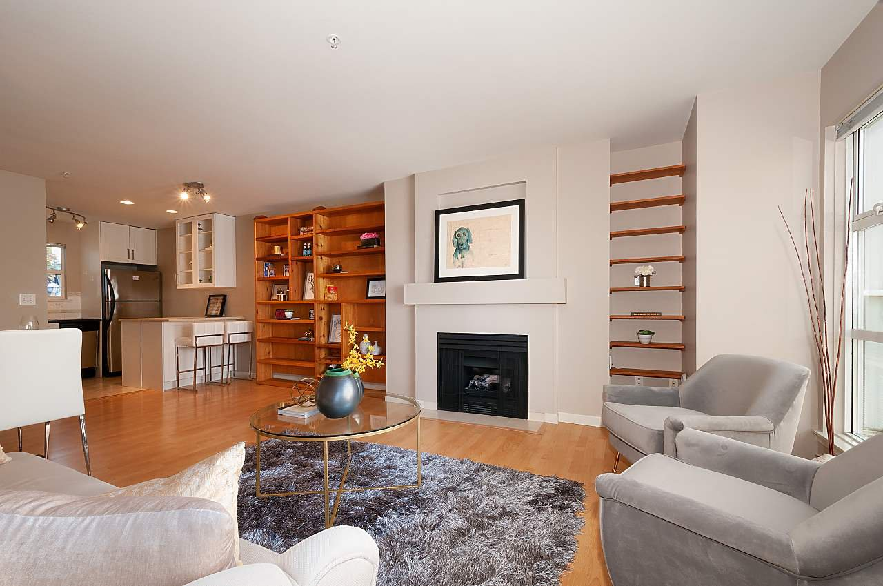 Main Photo: 205 1333 W 7TH AVENUE in Vancouver: Fairview VW Condo for sale (Vancouver West)  : MLS®# R2398312