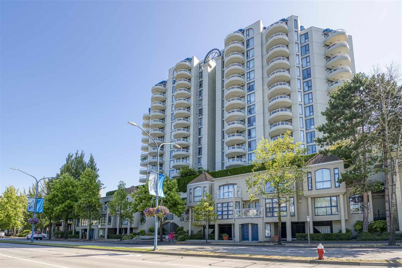 "Main Photo: 607 6080 MINORU Boulevard in Richmond: Brighouse Condo for sale in ""HORIZON TOWERS"" : MLS®# R2482078"