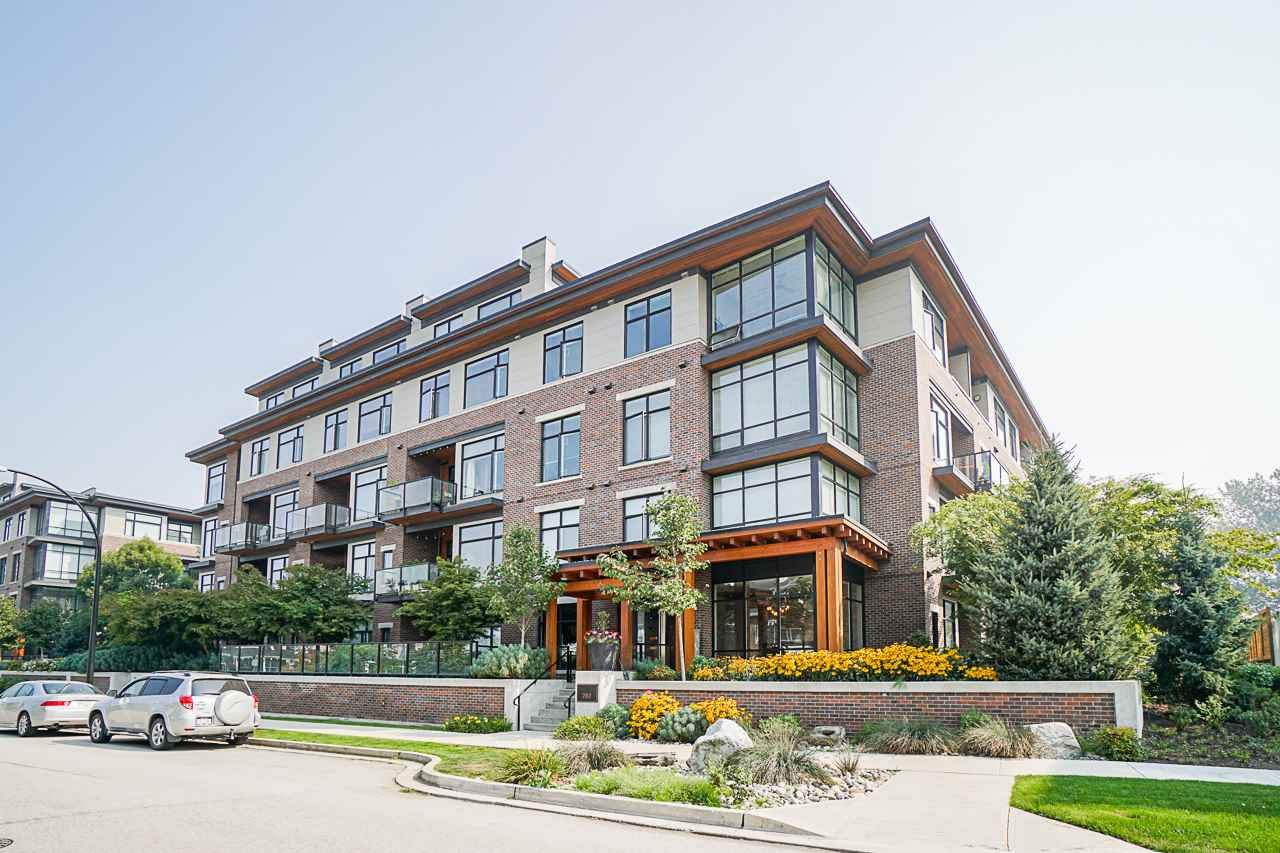"Main Photo: 115 262 SALTER Street in New Westminster: Queensborough Condo for sale in ""Portage"" : MLS®# R2491320"