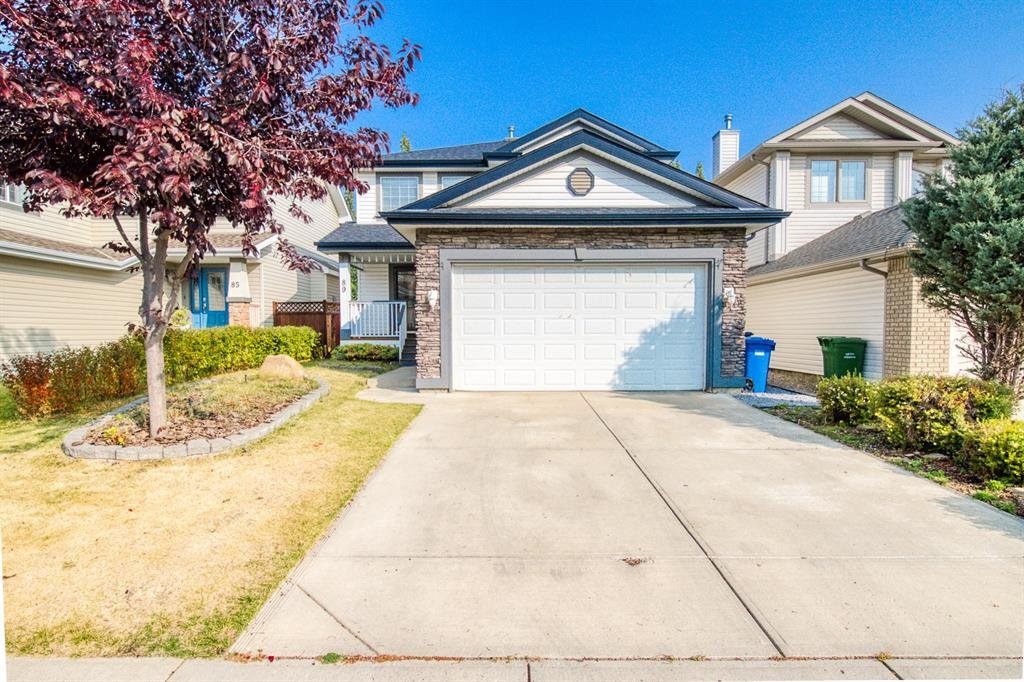Main Photo: 89 Westpoint Gardens SW in Calgary: West Springs Detached for sale : MLS®# A1035602