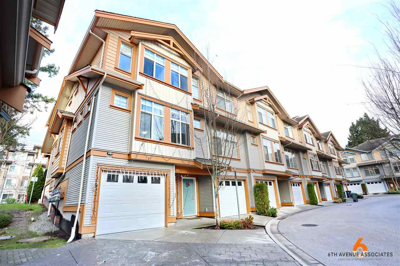 Main Photo: 60 12036 66 Avenue in Surrey: West Newton Townhouse for sale : MLS®# R2523188