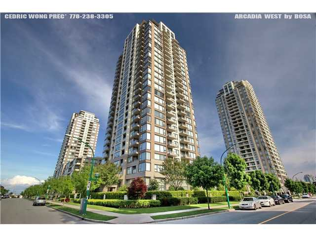 """Main Photo: 1402 7108 COLLIER Street in Burnaby: Highgate Condo for sale in """"ARCADIA WEST"""" (Burnaby South)  : MLS®# V953741"""