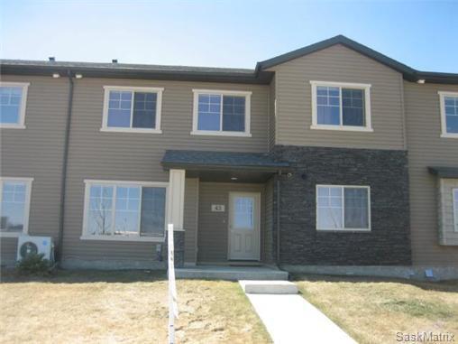 Main Photo: 43 5023 JAMES HILL Road in Regina: Harbour Landing Condominium for sale (Regina Area 05)  : MLS®# 467279