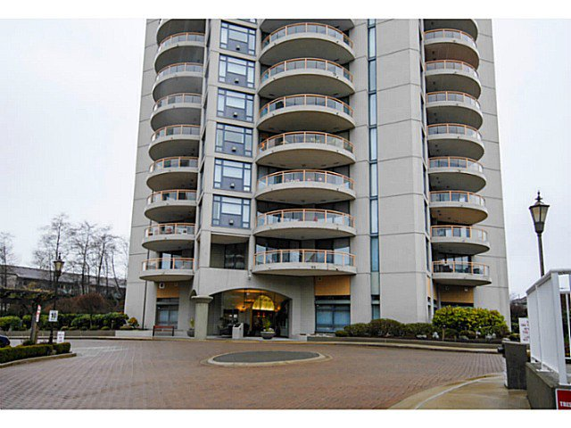 Main Photo: # 1506 4425 HALIFAX ST in Burnaby: Brentwood Park Condo for sale (Burnaby North)  : MLS®# V1040763