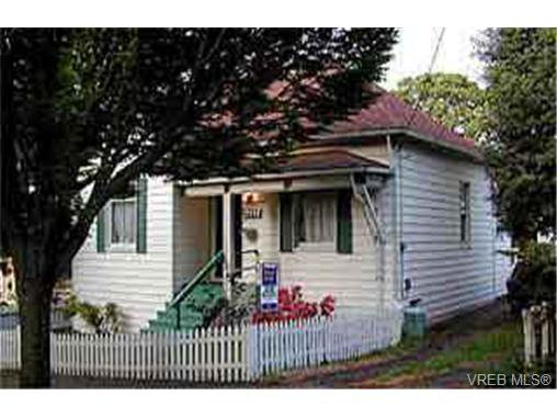 Main Photo: 2217 Belmont Ave in VICTORIA: Vi Fernwood Single Family Detached for sale (Victoria)  : MLS®# 238361