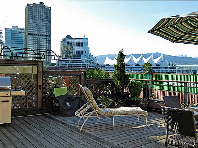 Photo 1: Photos: # 202 141 WATER ST in Vancouver: Downtown VW Condo for sale (Vancouver West)  : MLS®# V1070721