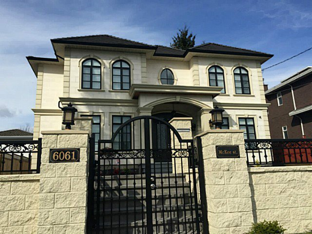 Main Photo: 6061 MCKEE ST in Burnaby: South Slope House for sale (Burnaby South)  : MLS®# V1140773