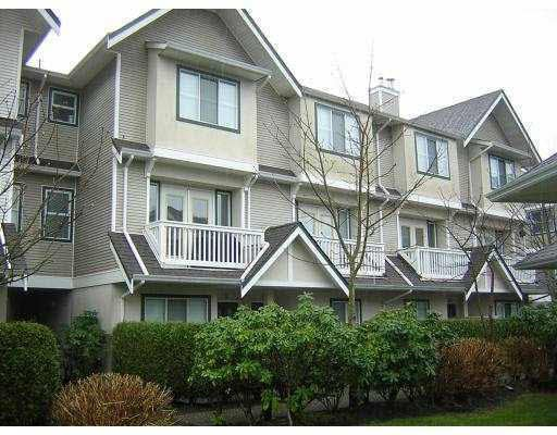 Main Photo: #6 - 4933 Fisher Dr, in Richmond: West Cambie Townhouse for sale : MLS®# V814414