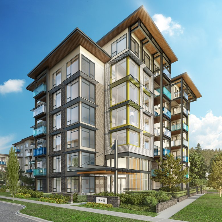 Main Photo: 611 3289 Riverwalk Avenue in Vancouver: Champlain Heights Condo for sale (Vancouver East)