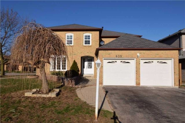 Main Photo: 639 Foxwood Tr in Pickering: Amberlea Freehold for sale : MLS®# E3772046