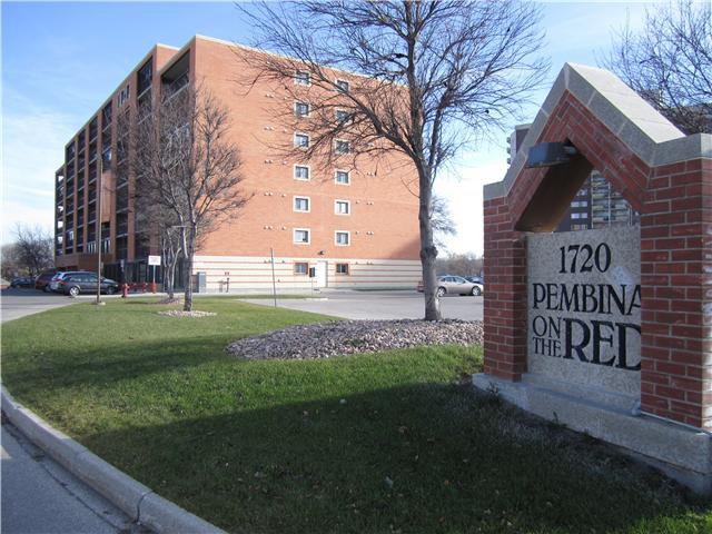 Main Photo: 209 - 1720 PEMBINA: Condominium for sale (1J)  : MLS®# 1105441