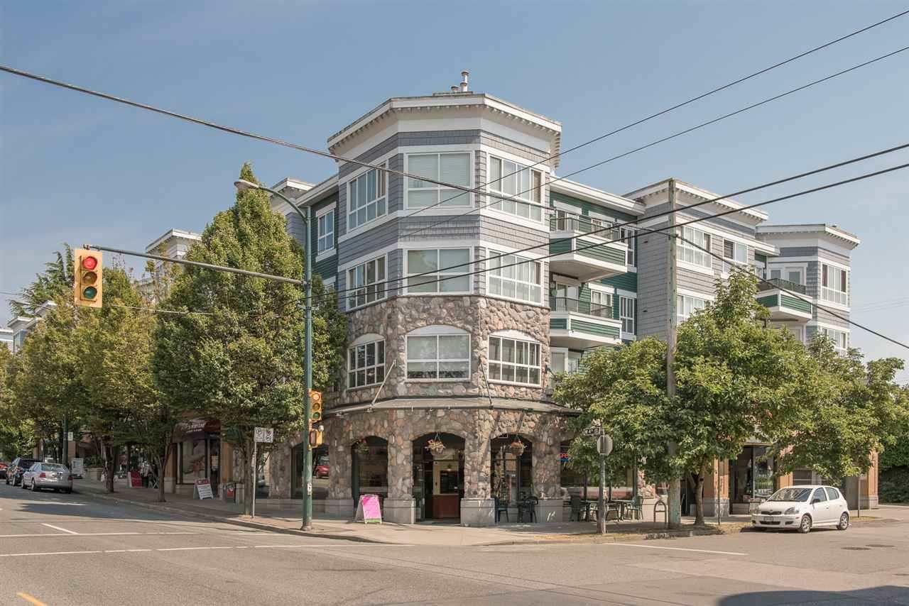Main Photo: 328 2680 W 4TH Avenue in Vancouver: Kitsilano Condo for sale (Vancouver West)  : MLS®# R2394861