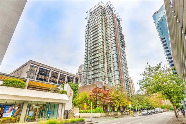 Main Photo: 801 1068 Hornby Street in Vancouver: Condo for sale : MLS®# R2479548