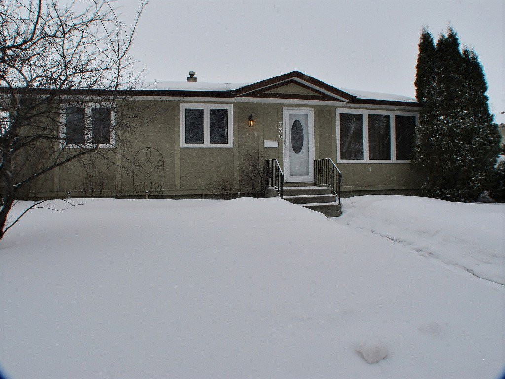 Main Photo: 736 Dale Boulevard in Winnipeg: Charleswood Residential for sale (Winnipeg area)  : MLS®# 1604802