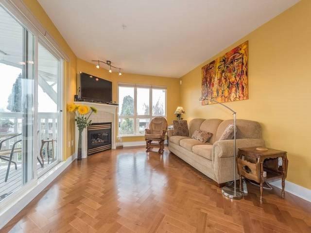 Photo 2: Photos: 402 1858 W 5TH AVENUE in Vancouver: Kitsilano Condo for sale (Vancouver West)  : MLS®# R2152257