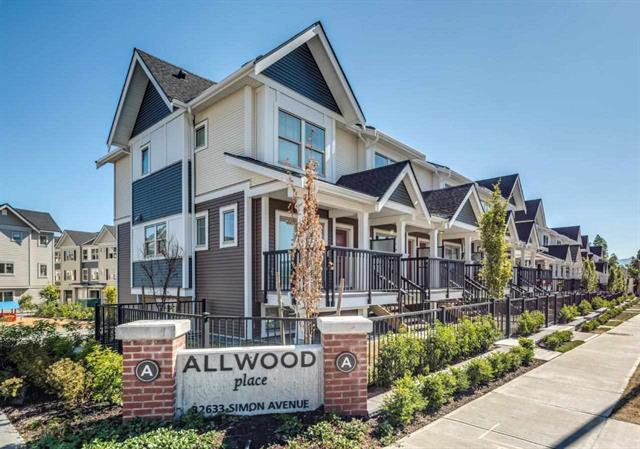 Main Photo: 41 32633 Simon Ave in Abbotsford: Abbotsford West Townhouse for sale