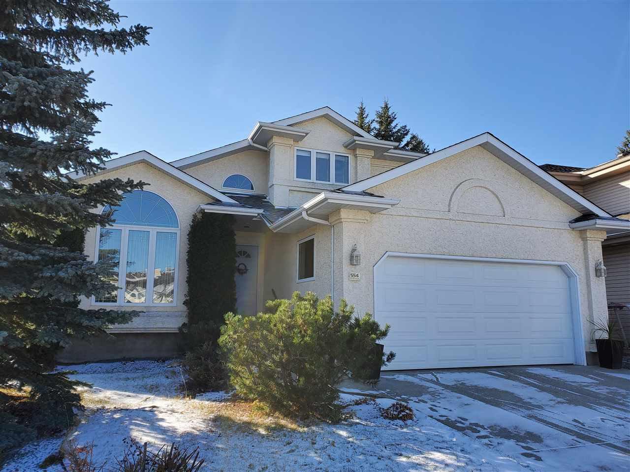 Main Photo: 554 Twin Brooks Bay in Edmonton: Zone 16 House for sale : MLS®# E4174613