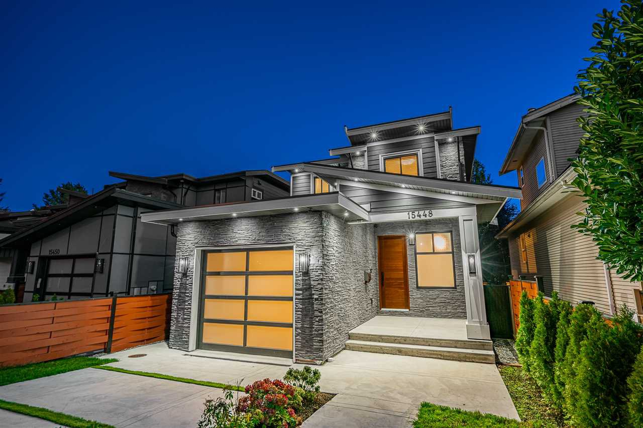 Main Photo: 15448 RUSSELL Avenue: White Rock House for sale (South Surrey White Rock)  : MLS®# R2407605