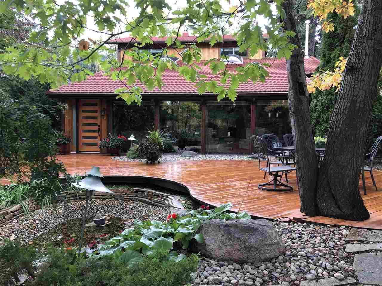 Main Photo: 14228 RAVINE Drive in Edmonton: Zone 21 House for sale : MLS®# E4175698