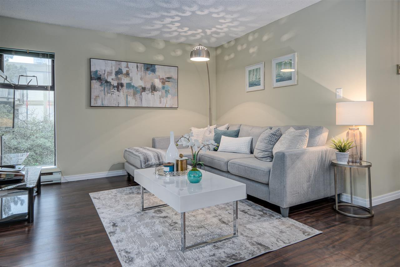 """Main Photo: 215 8231 GRANVILLE Avenue in Richmond: Brighouse Condo for sale in """"DOLPHIN PLACE"""" : MLS®# R2430410"""
