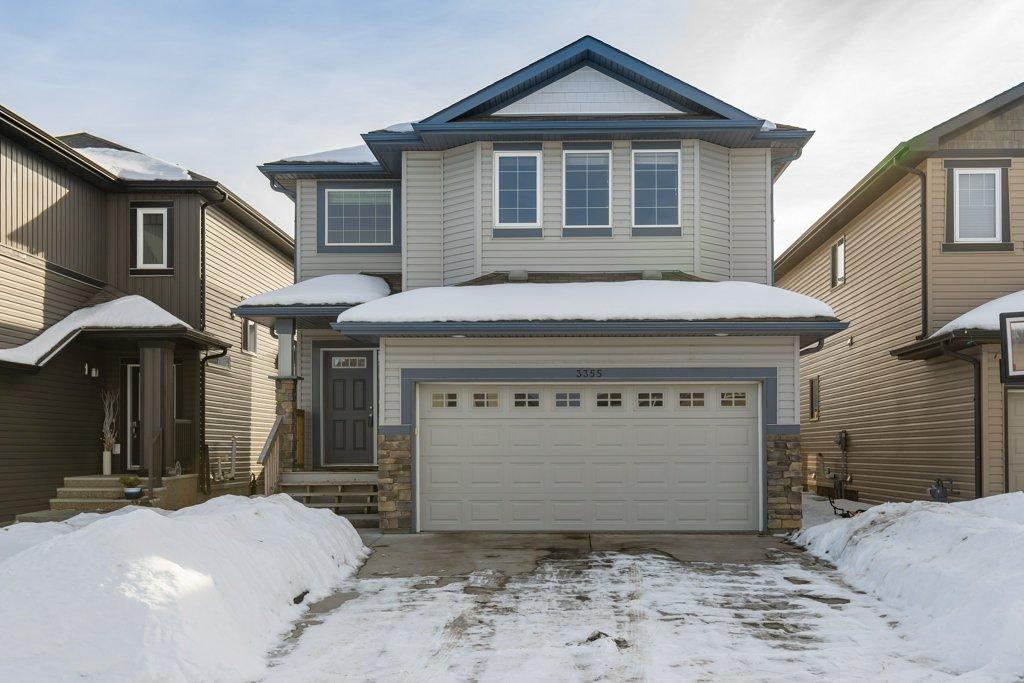 Main Photo: 3355 18B Avenue in Edmonton: Zone 30 House for sale : MLS®# E4189133