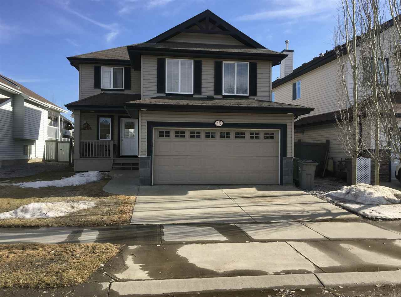 Main Photo: 45 POINTE MASSON: Beaumont House for sale : MLS®# E4196492