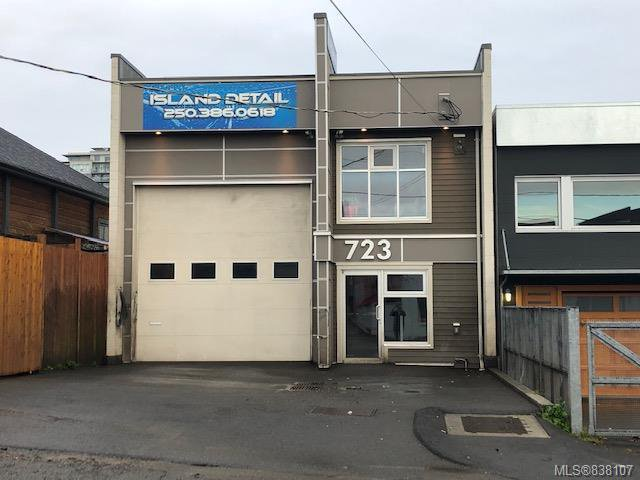 Main Photo: 723 Princess Ave in Victoria: Vi Downtown Industrial for sale : MLS®# 838107