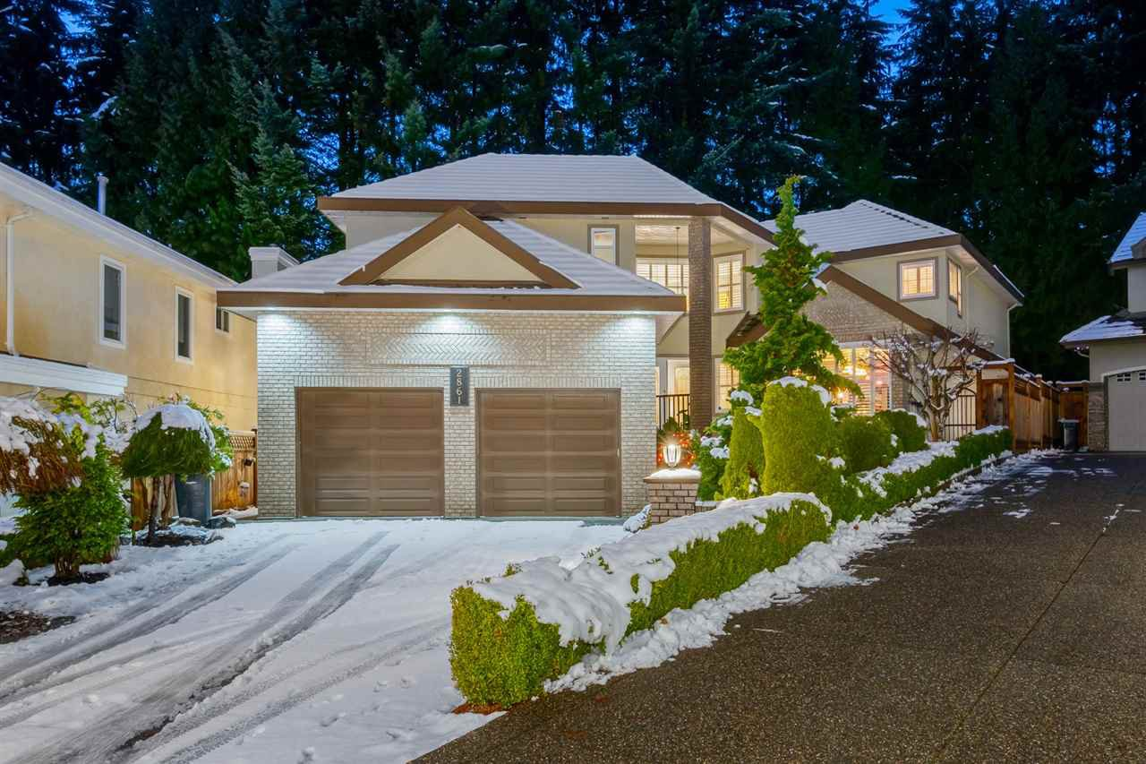 Main Photo: 2861 SEDGE Court in Coquitlam: Westwood Plateau House for sale : MLS®# R2526338