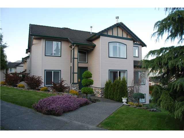 Main Photo: 2639 DELAHAYE Drive in Coquitlam: Scott Creek House for sale : MLS®# V970549
