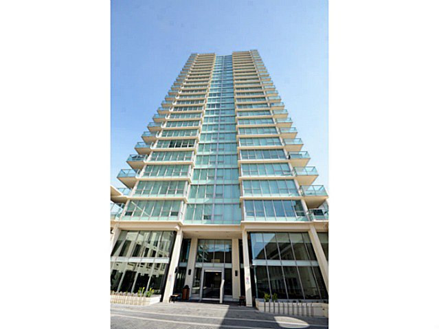 "Main Photo: # 306 2232 DOUGLAS RD in Burnaby: Brentwood Park Condo for sale in ""Affinity By BOSA"" (Burnaby North)  : MLS®# V999820"