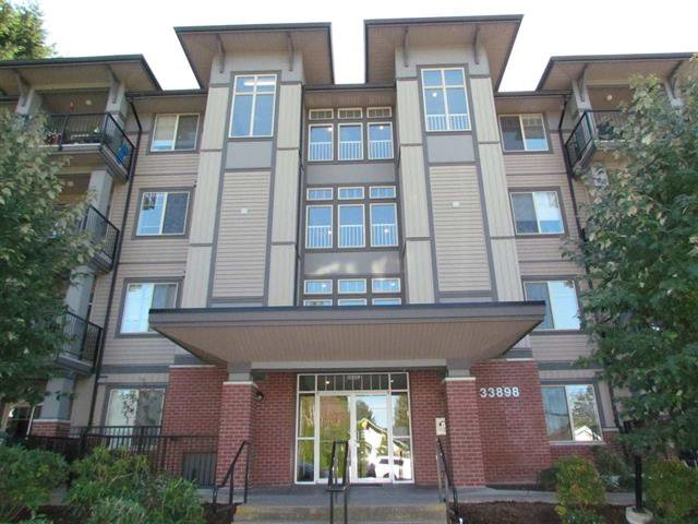 Main Photo: 309 33898 Pine Street in Abbotsford: Central Abbotsford Condo for sale : MLS®# R2054144