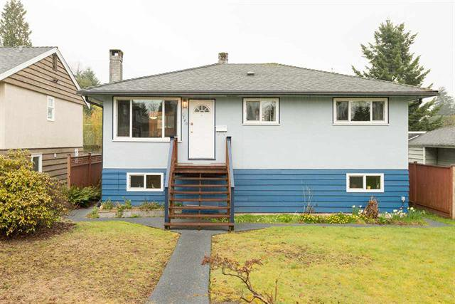 Main Photo: 1740 Sutherland Ave. in North Vancouver: Boulevard House for sale : MLS®# R2252695