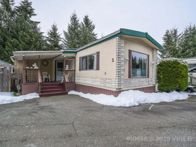 Main Photo: 5 2240 FEARON ROAD: Property for sale : MLS®# 450686