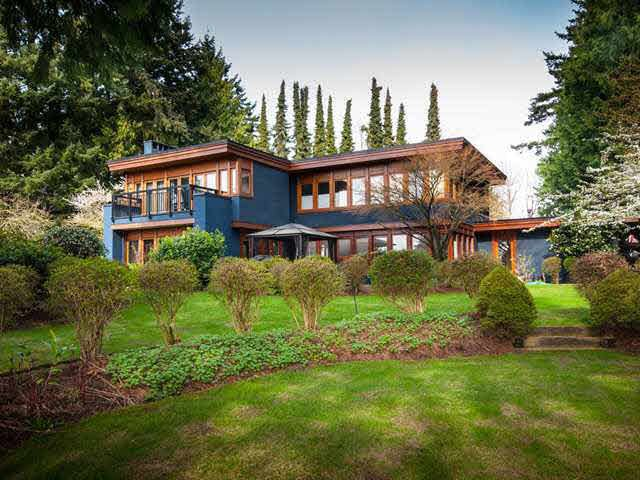 Main Photo: 2118 SW MARINE DR in Vancouver: Southlands House  (Vancouver West)